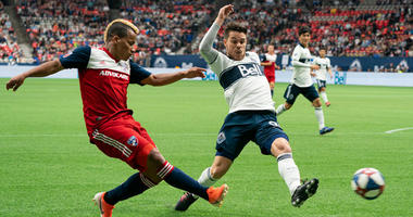 Ali Adnan Helps Whitecaps Beat FC Dallas 2-1