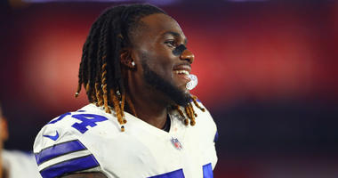 Dallas Cowboys linebacker Jaylon Smith