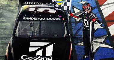 NASCAR Gander Outdoors Truck Series North Carolina Education