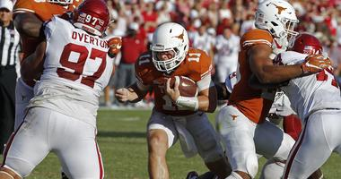 Texas vs Oklahoma