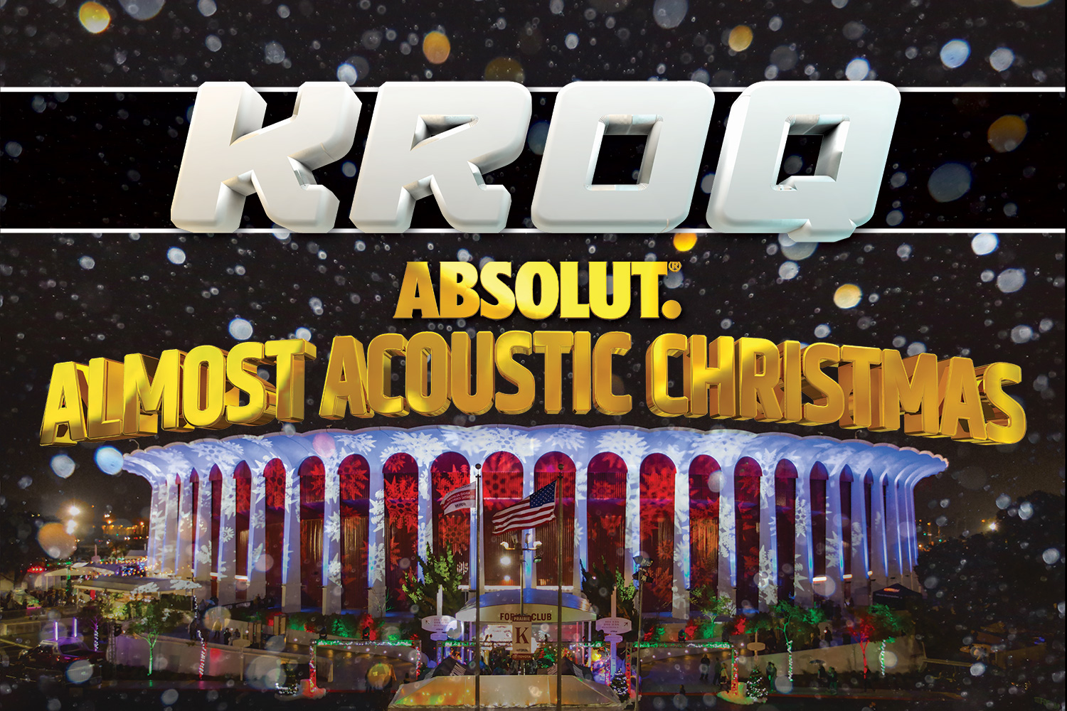 Kroq Almost Acoustic Christmas.Kroq Almost Acoustic Christmas 2018 Lineup The World