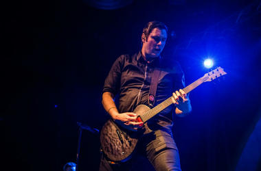 Benjamin Burnley of Breaking Benjamin