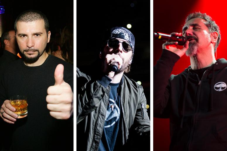 System Of A Down's John Dolmayan Plots Album Featuring M