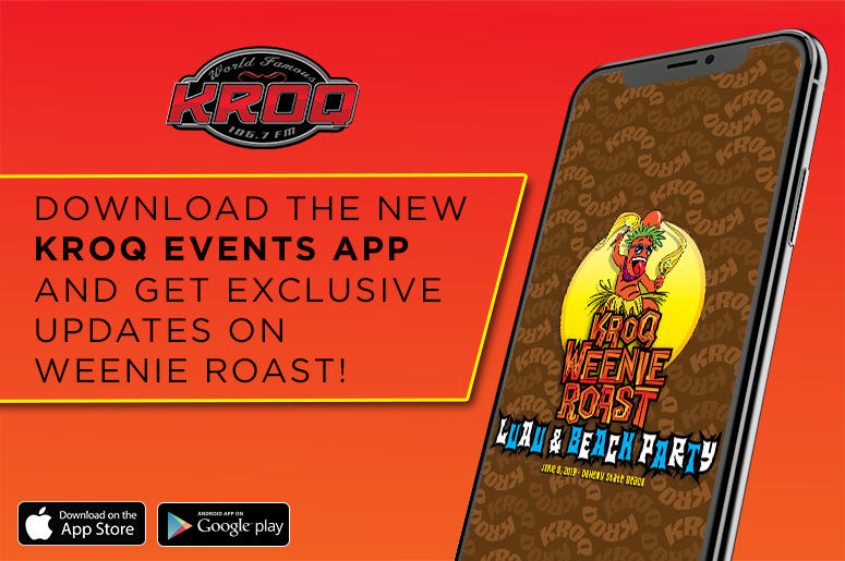 Download the KROQ Events App | The World Famous KROQ