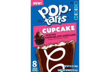 Pop Tart Chocolate Cupcake Flavor