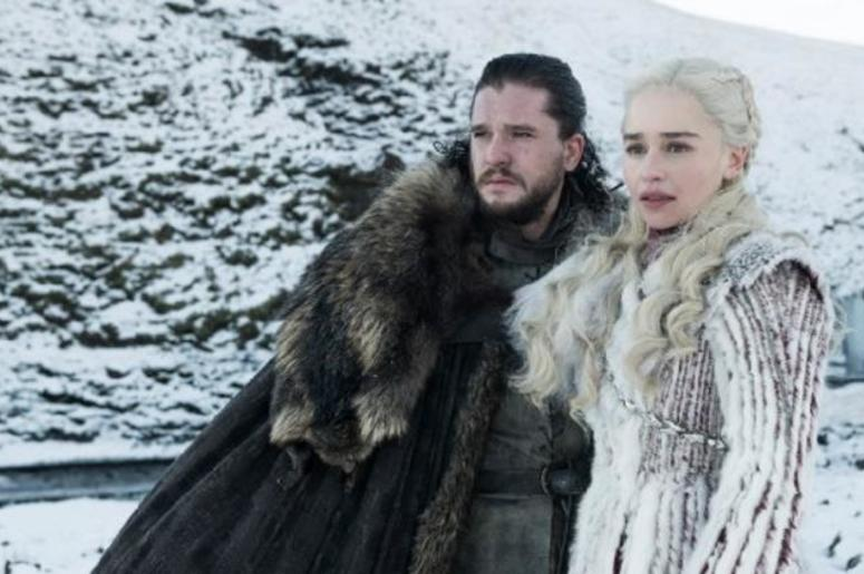 Jon Snow, Daenerys Targaryen, Game of Thrones