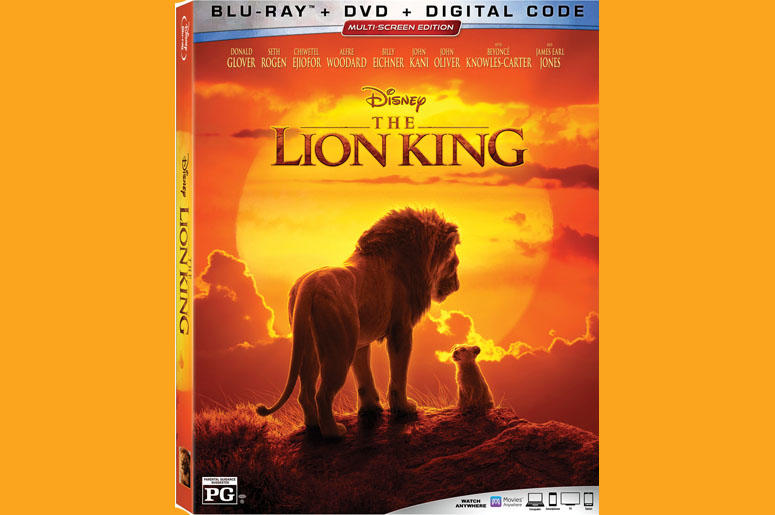 Enter To Win The Lion King On Blu Ray K Earth 101