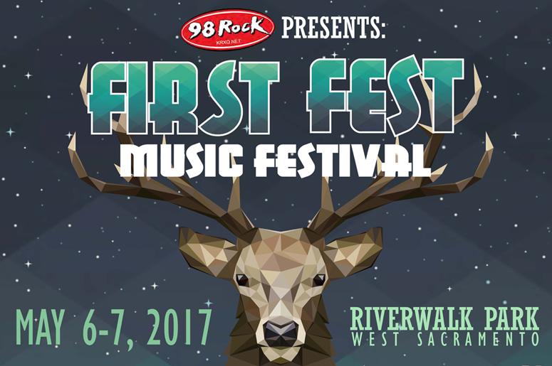 98 Rock Presents: First Fest Music Festival | KRXQ