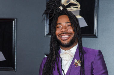 Dram arrives at the 60th Annual GRAMMY Awards red carpet at Madison Square Garden in New York City, NY on January 28, 2018.