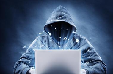 Hacker. Anonym, danger.