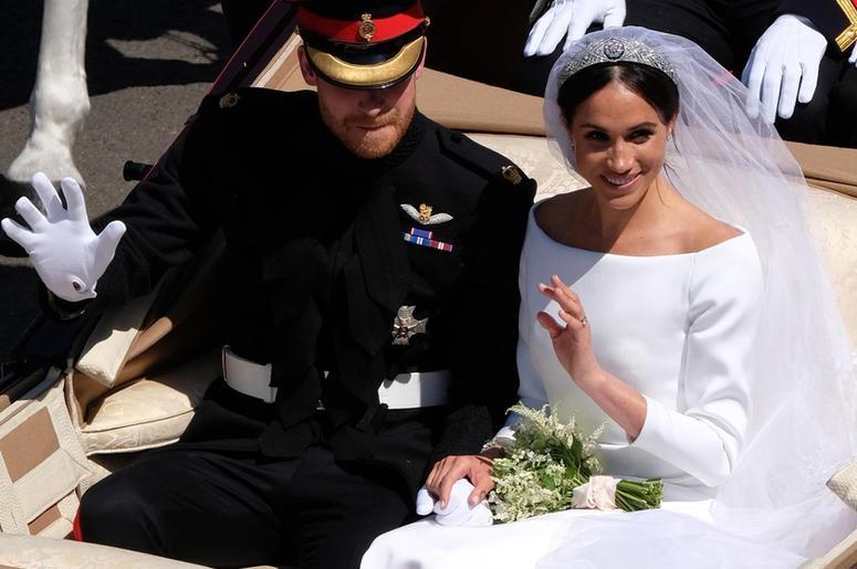 Megan And Harry Wedding.Royal Wedding Prince Harry Marries Megan Markle Ks107 5