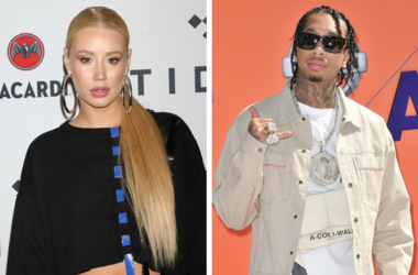 10/17/2017 - Iggy Azalea attends the Tidal X: Brooklyn concert at the Barclays Center in New York. / Tyga arrives at the 2018 BET Awards held at the Microsoft Theater in Los Angeles, CA on Sunday, June 24, 2018.