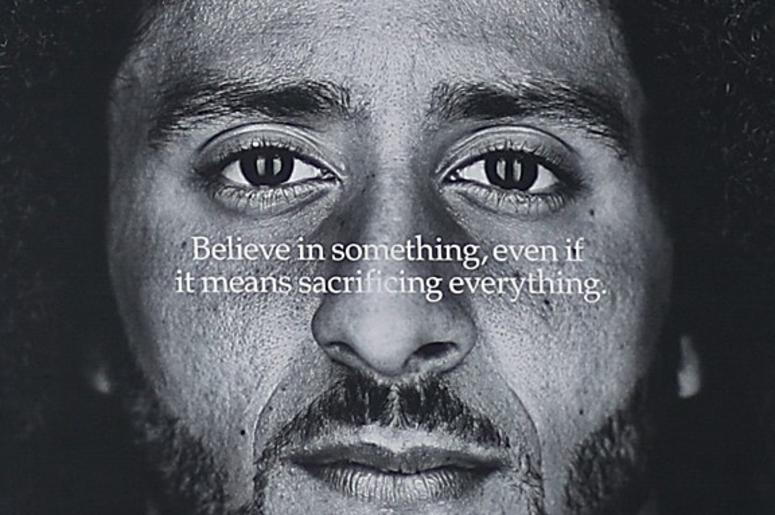 wholesale dealer f5a12 b0ab2 Nike and Kaepernick win Emmy for controversial ad   102.5 KSFM