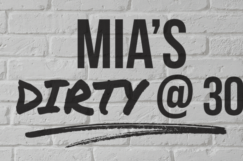 Missed Mia's Dirty at :30?