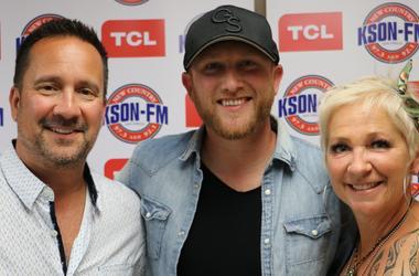 Cole Swindell | KSON-FM | 103 7