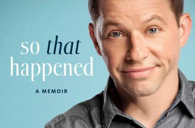 "Jon Cryer's book ""So That Happened"""