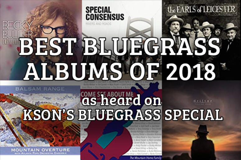 Best Bluegrass 2018