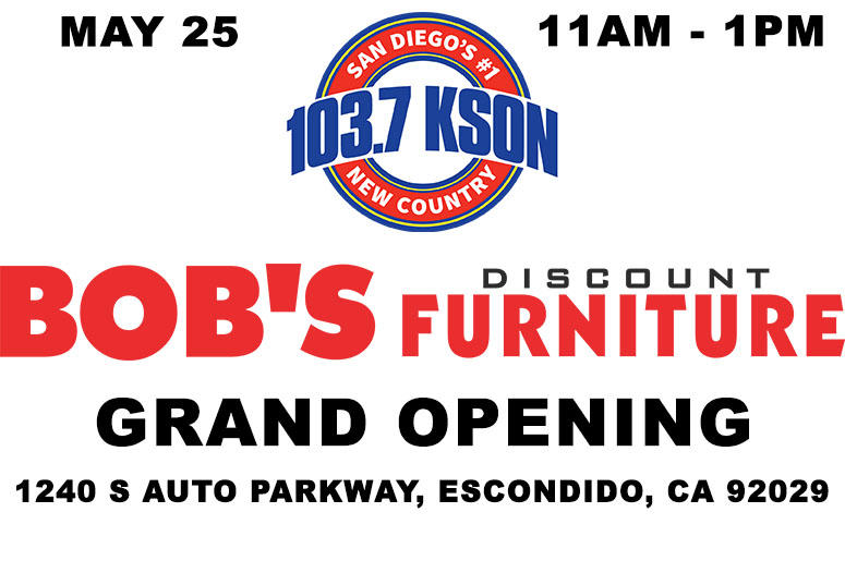 Bob S Discount Furniture Kson Fm 103 7