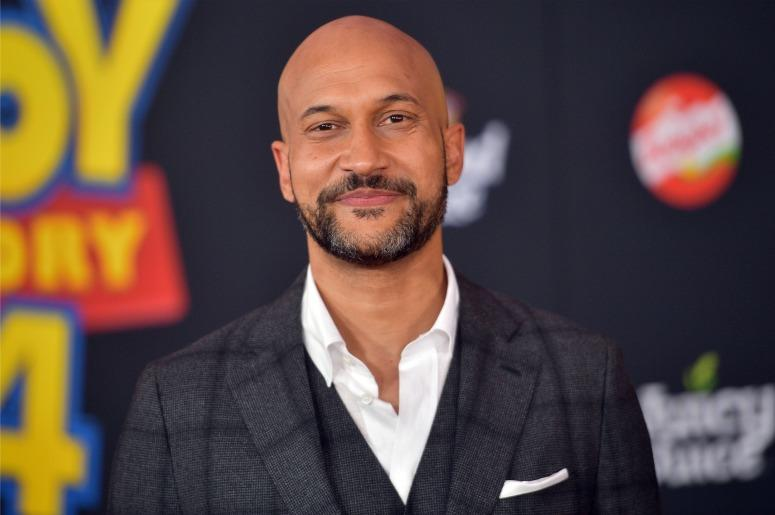 "Keegan-Michael Key attends the premiere of Disney and Pixar's ""Toy Story 4"""