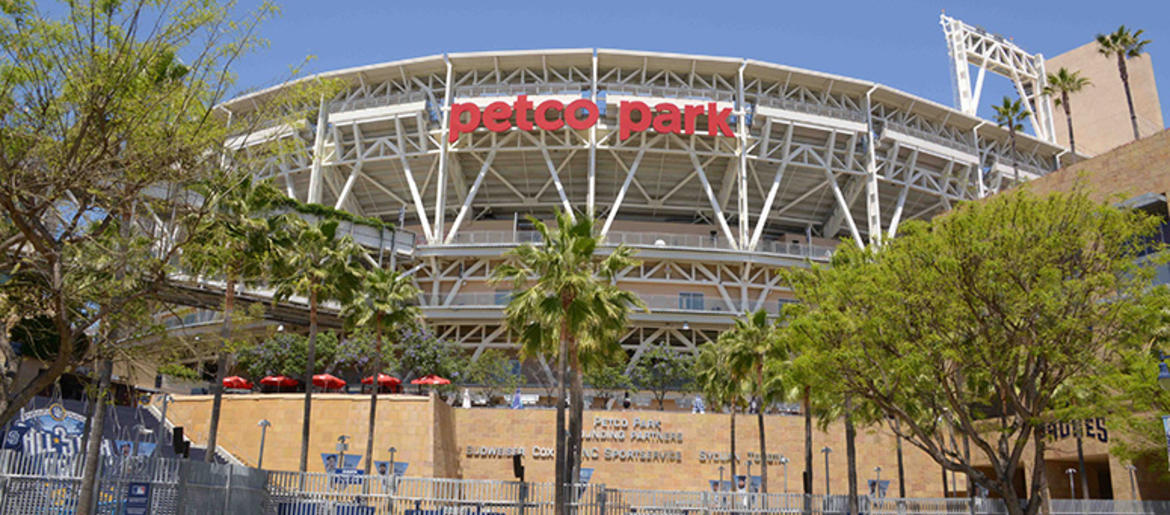 San Diego Padres Announce Sycuan Stage At Petco Park S Park At The