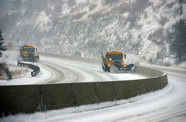 Snow plows