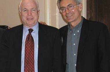 John McCain & John Fisher