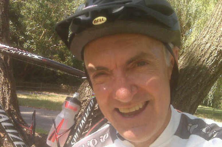 John and his bike