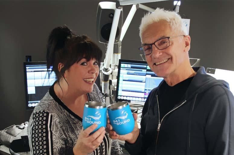 John & Jeanne Mornings on 94.1 The Sound