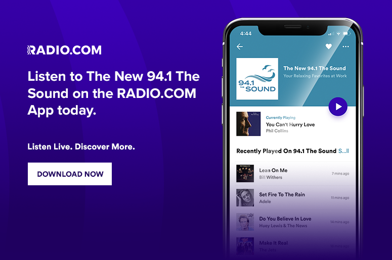 Listen to the Sound with the Radio.com app
