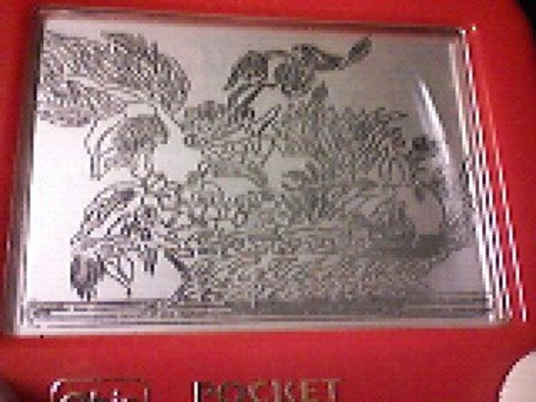 Jeanne's Etch-A-Sketch