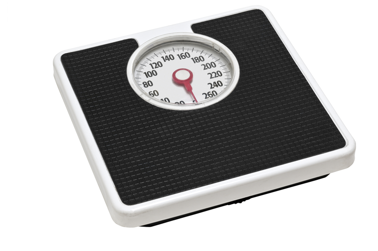 Your Bathroom Scale Is Lying To You About Your Weight