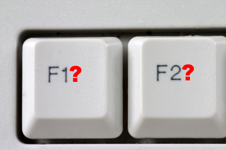 What Do The Function Keys Do On Your Computer Keyboard