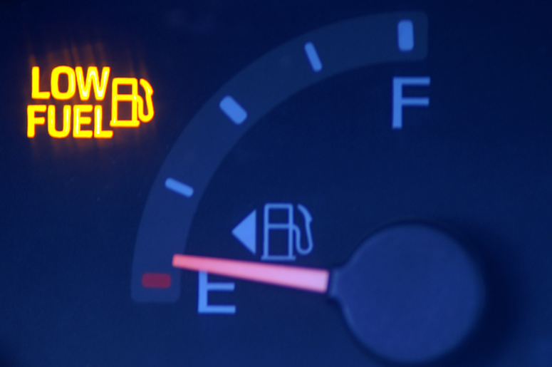 How Much Gas Is Left When The Low Fuel Light Comes On? | 98 5 KTK