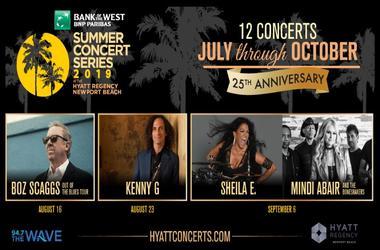 Hyatt Regency Newport Beach | 94 7 The WAVE