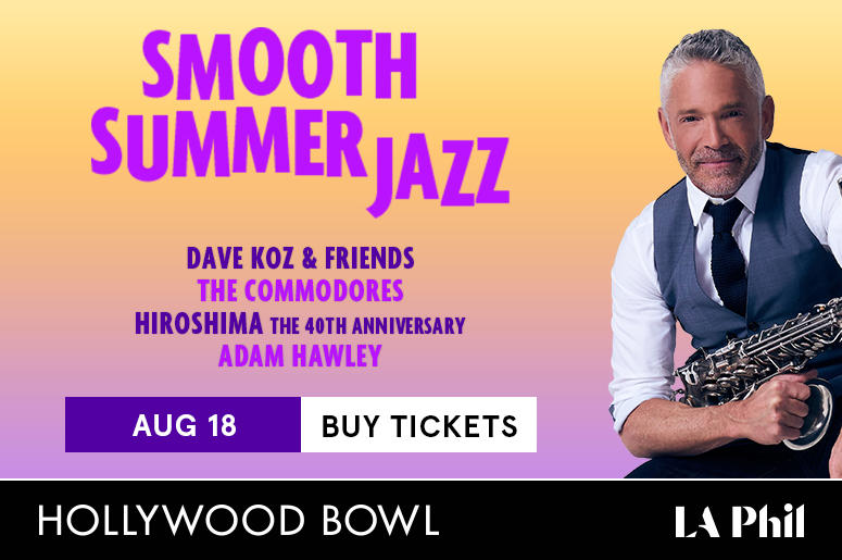 Enter to Win Tickets to Smooth Summer Jazz Festival! | 94 7 The WAVE