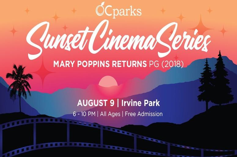 Sunset Cinema Series | Mary Poppins Returns | 94 7 The WAVE