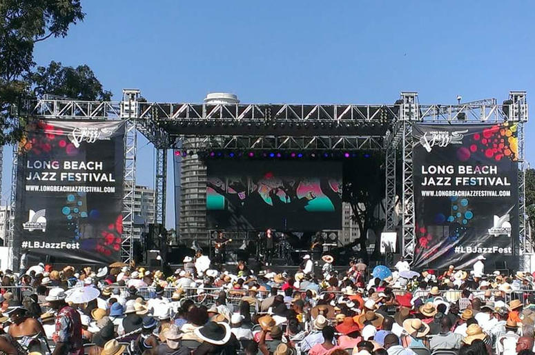 Long Beach Jazz Festival | 94 7 The WAVE