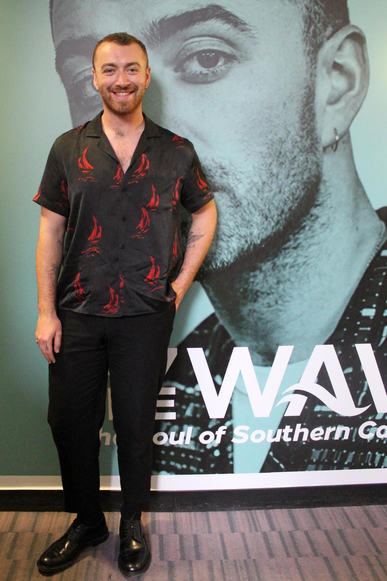 Sam Smith 94.7 The WAVE