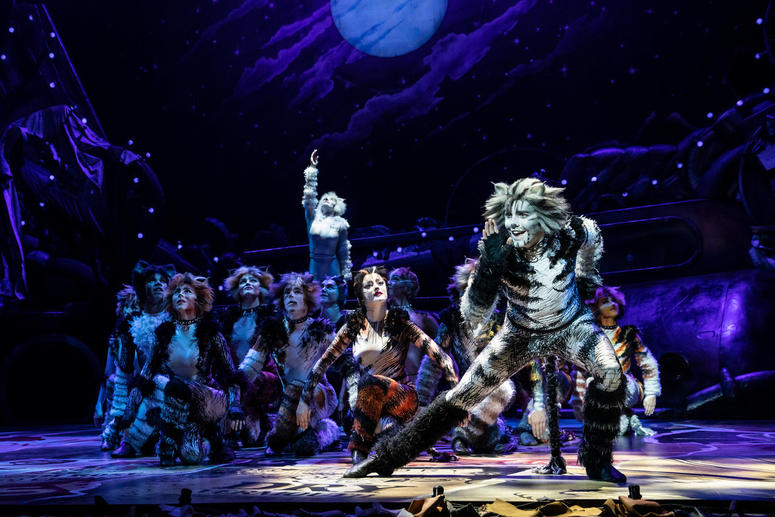 CATS at the Pantagees Theatre