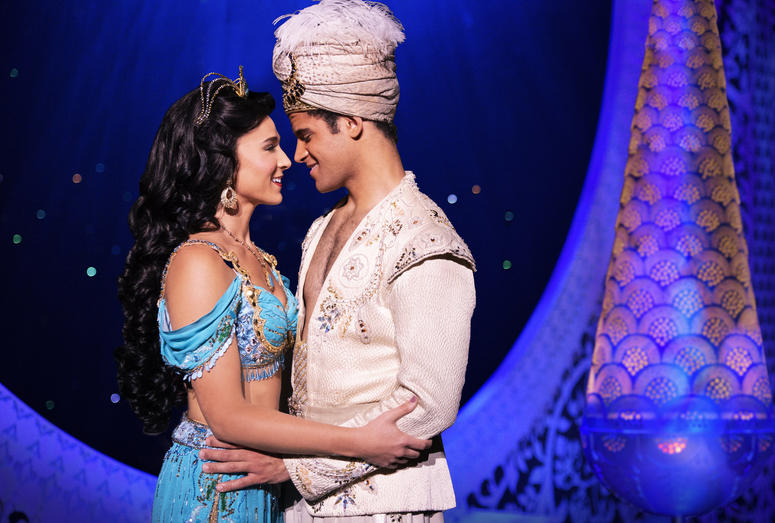 ALADDIN at Segerstrom Center For The Arts