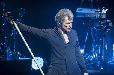 Bon Jovi Onstage