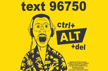 ALT 103.7's ctrl+ALT+del