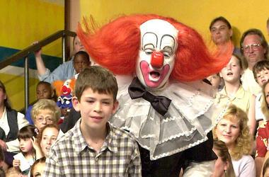 Bozo the Clown, Clown, Kids, TV, Television