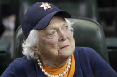 Barbra Bush,Bush,Firstlady,Former,Failing,Helath,Hospital,Comfort Care,George W. Bush,H.W.,Texas,Local,DFW,ALT 103.7
