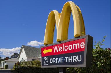McDonalds,Drive Through,Poison,Bleach,Pod,Drink,Investigation,Size,ALT 103.7