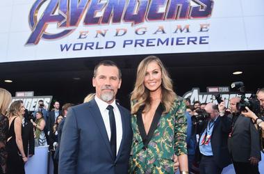 Josh Brolin at Avengers: Endgame World Premiere