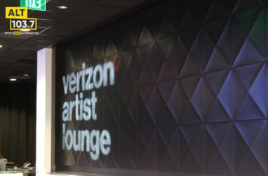KONGOS Live In The Verizon Artist Lounge