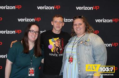 Matt Maeson Meet And Greet In The Verizon Artist Lounge
