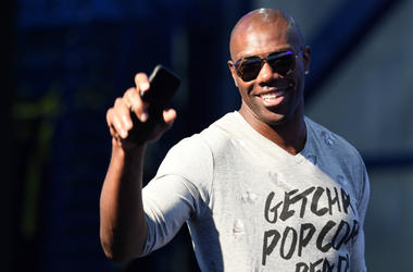 TO,Terrell Owens,Cowboy,Former,Dallas,Football,Hall of Fame,Attend,Sports,Local,ALT 103.7