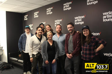 The Strumbellas Meet And Greet At The Verizon Artist Lounge